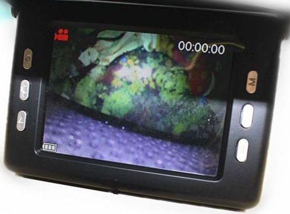"""С видеокамерой для рыбалки FishCam 350 DVR ловить рыбу """"вслепую"""" не придется"""